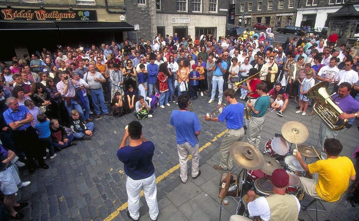 爱丁堡爵士音乐节