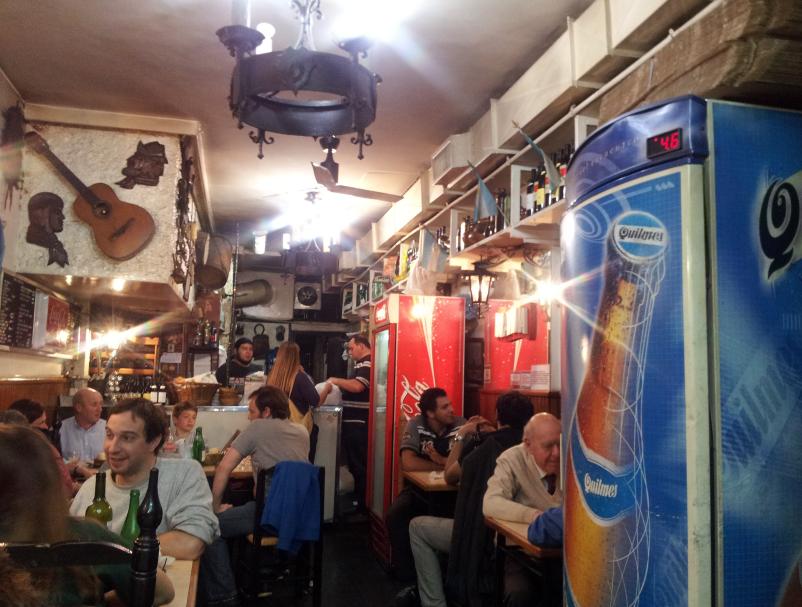 Ña Serapia餐厅