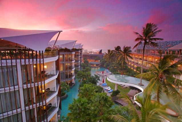 艾美金巴兰巴厘酒店