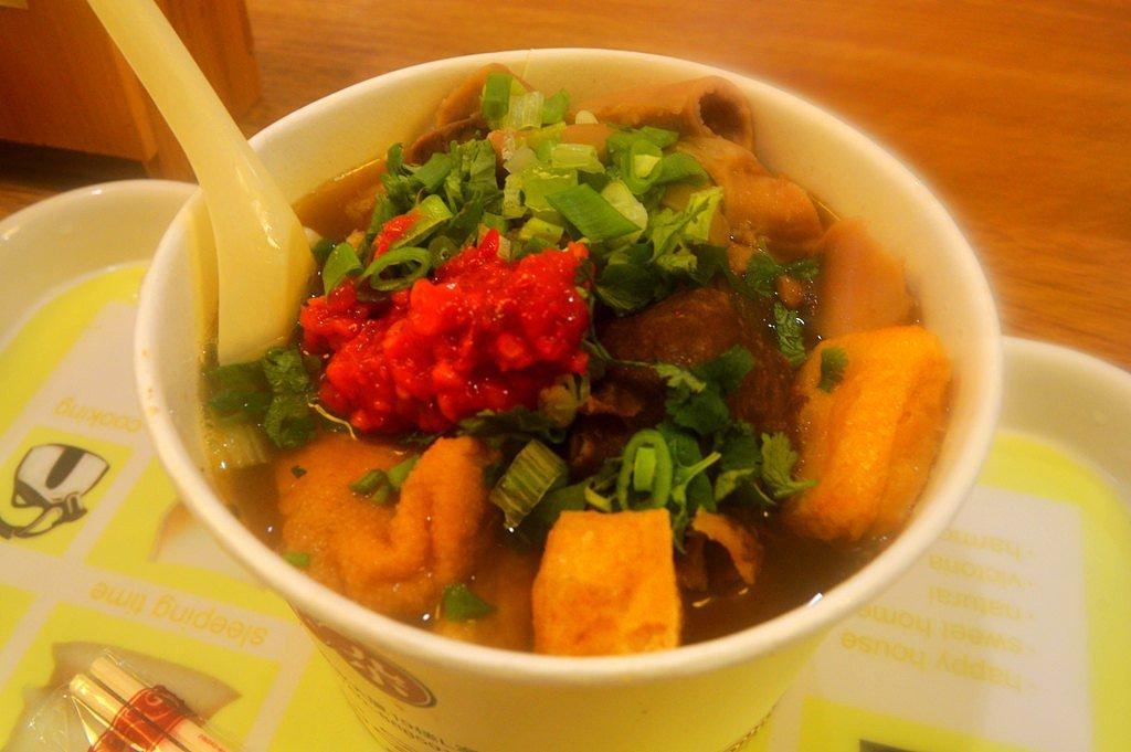 桂林路美食街