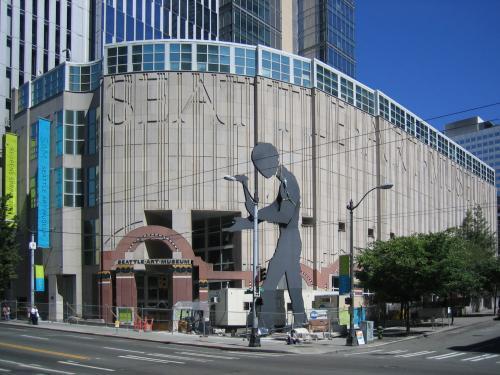 西雅图博物馆月