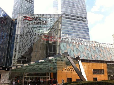 上海国金中心商场旅游景点图片