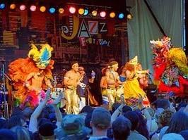 温哥华国际爵士节