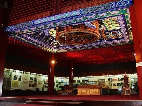 北京古代建筑博物馆旅游景点图片