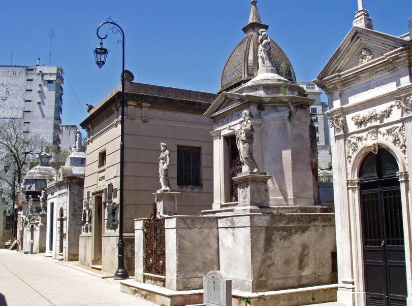 雷科莱塔墓地