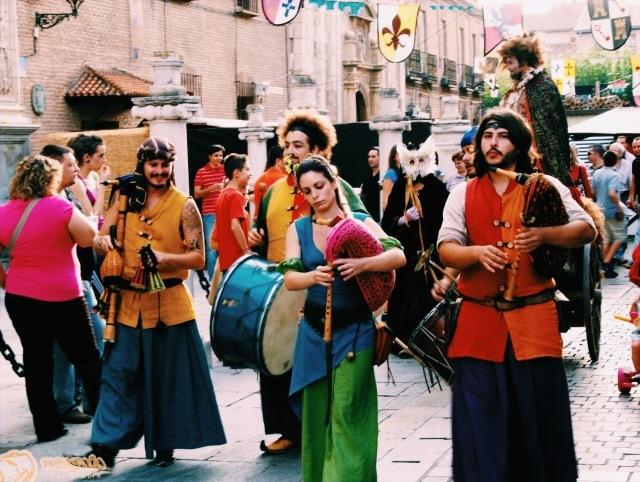 塞万提斯市场节