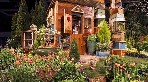 西雅图花卉与园艺展