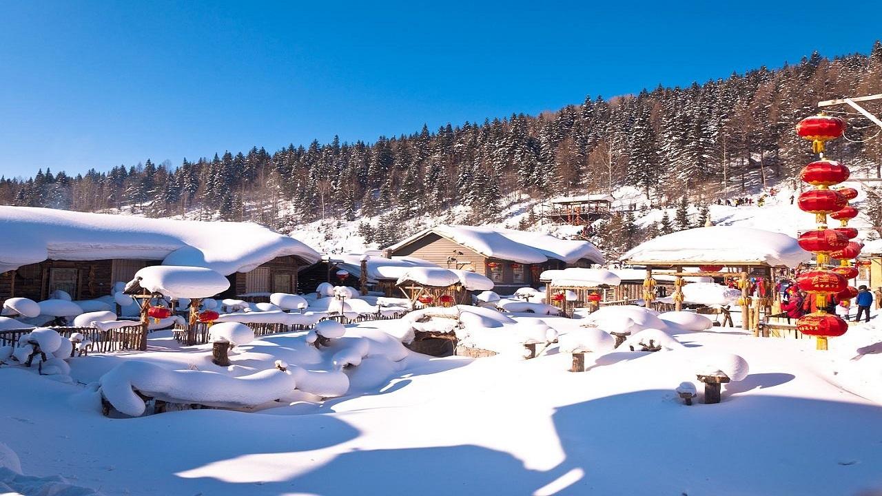 中国雪乡旅游节