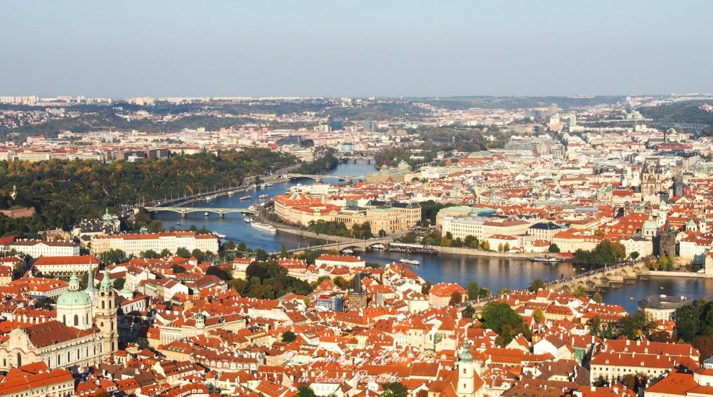 梦中的红屋顶,布拉格老城区一日游