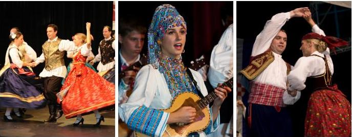 克罗地亚文化节