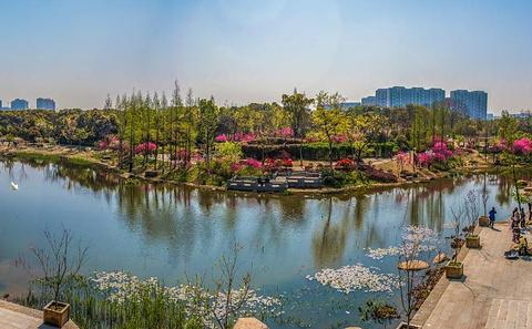 皋亭山景区