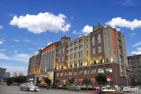 惠州江景商务酒店