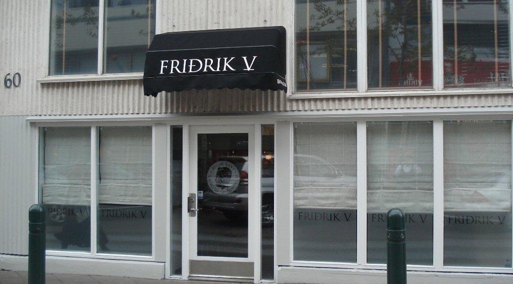 Fridrik V