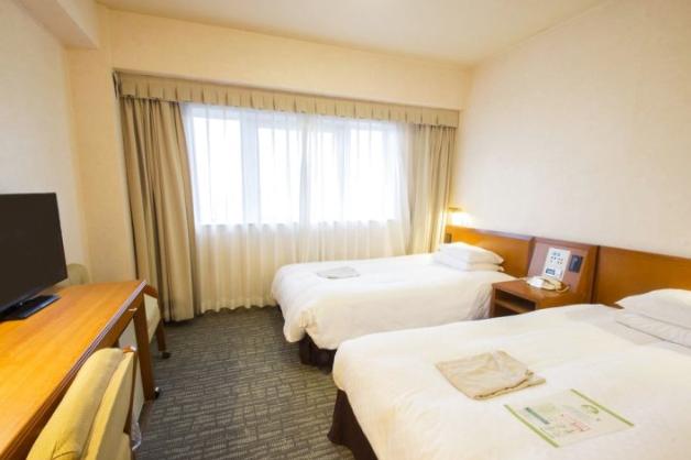 西梅田哈顿酒店