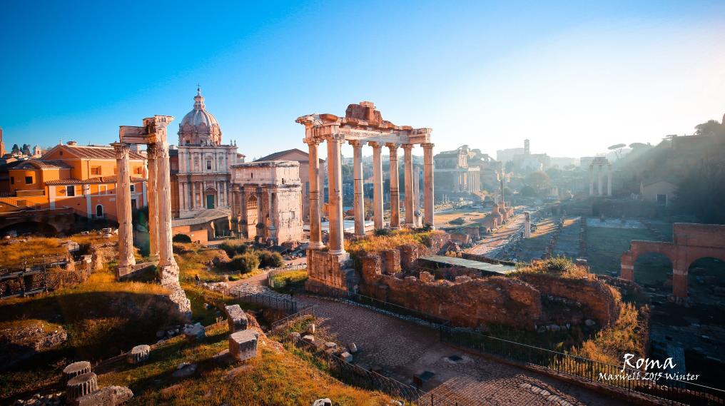 发现古罗马,《罗马假日》两日游