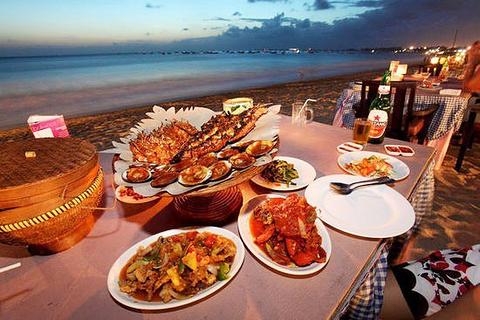 Jimbaran Bay Seafood Club