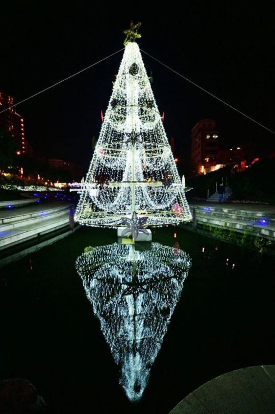 台中耶诞嘉年华