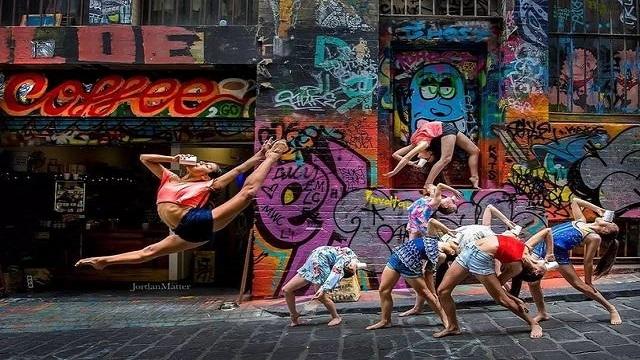 世界街头艺术节