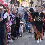 日本盆舞节