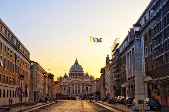 一日漫步梵蒂冈,美食吃不停