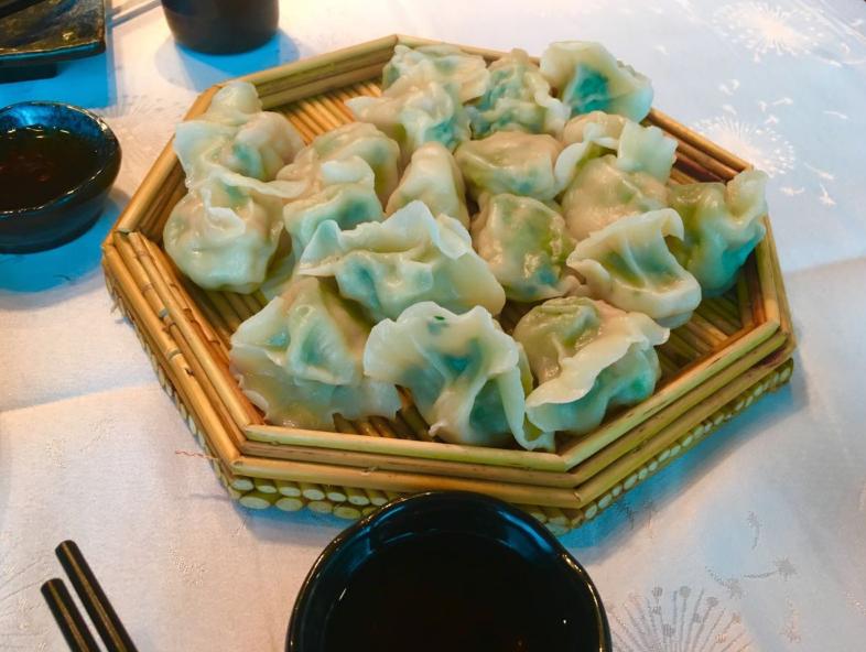 开海红岛海鲜虾水饺