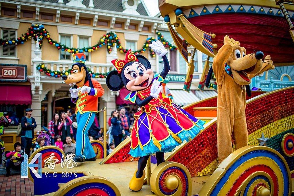 香港迪士尼公园