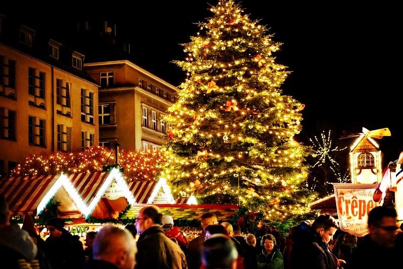 柏林圣诞市场