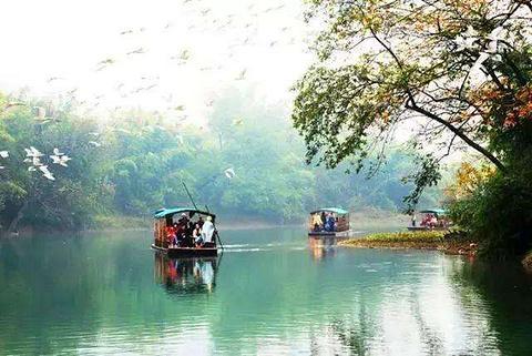 畔水生态旅游区