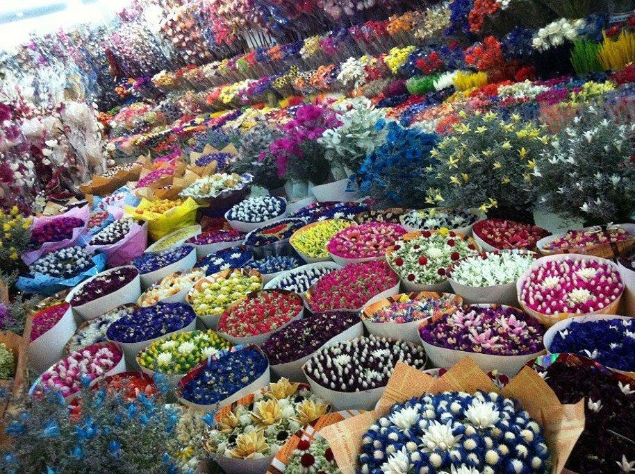 岔街1号花卉市场