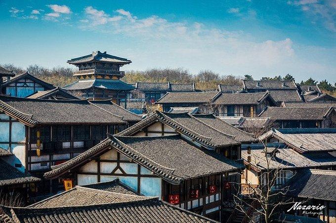"""畅游山中桃源,常州""""道文化""""一日游"""