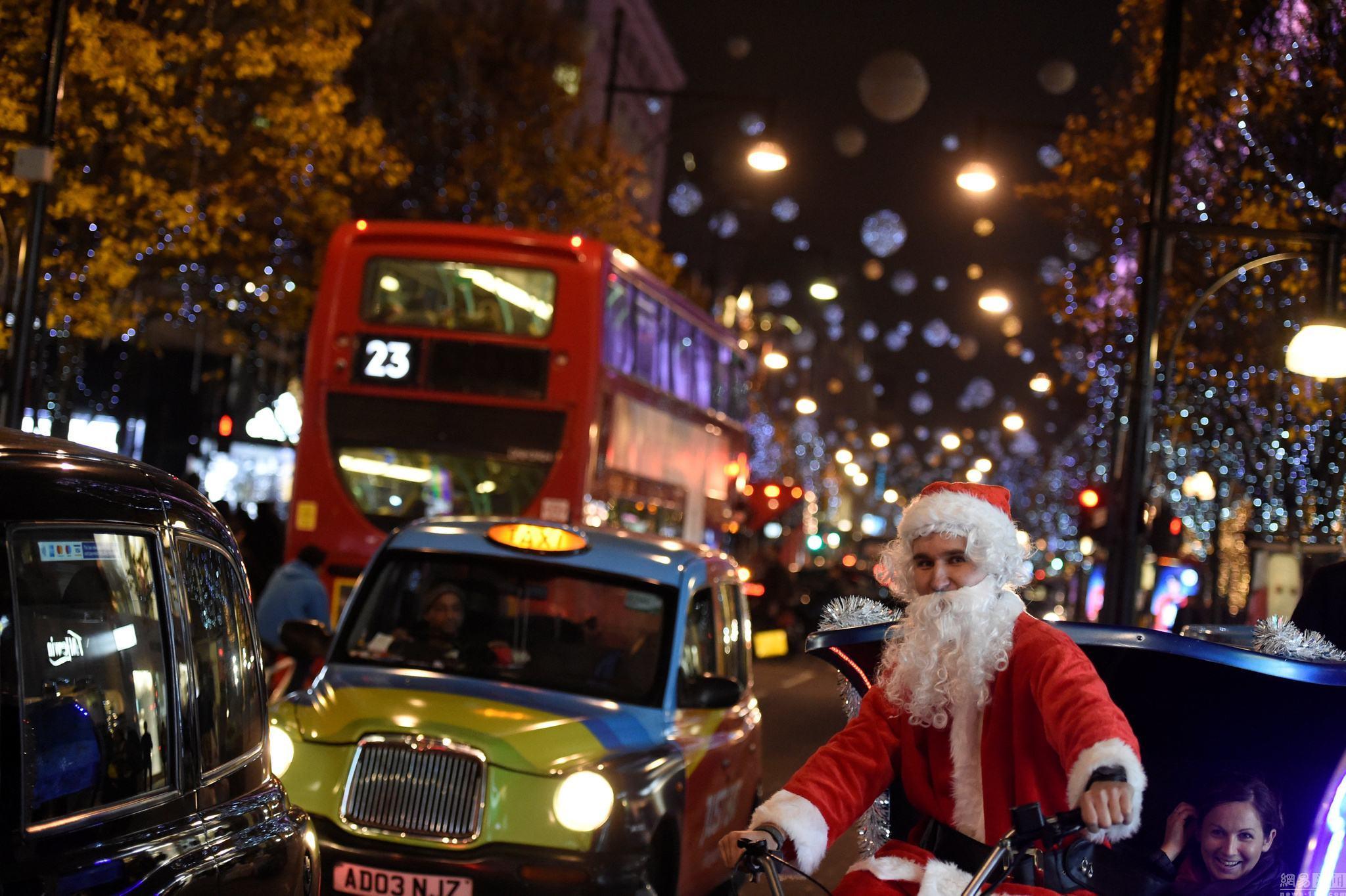 圣诞节及节礼日 Christmas Day & Boxing Day
