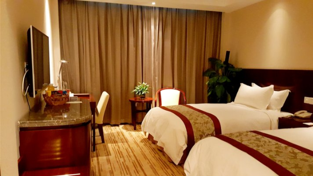 溧阳熊猫翠竹园宾馆