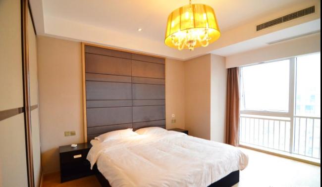 Q加·大连星海广场缤悦酒店公寓