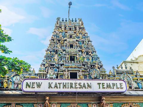 新旧印度庙旅游景点图片