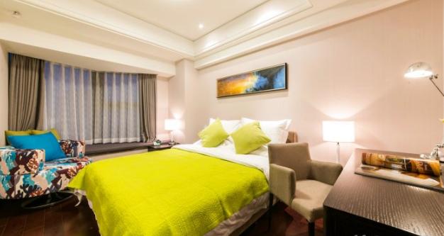 Q加·大连鸿季东港海景酒店式公寓