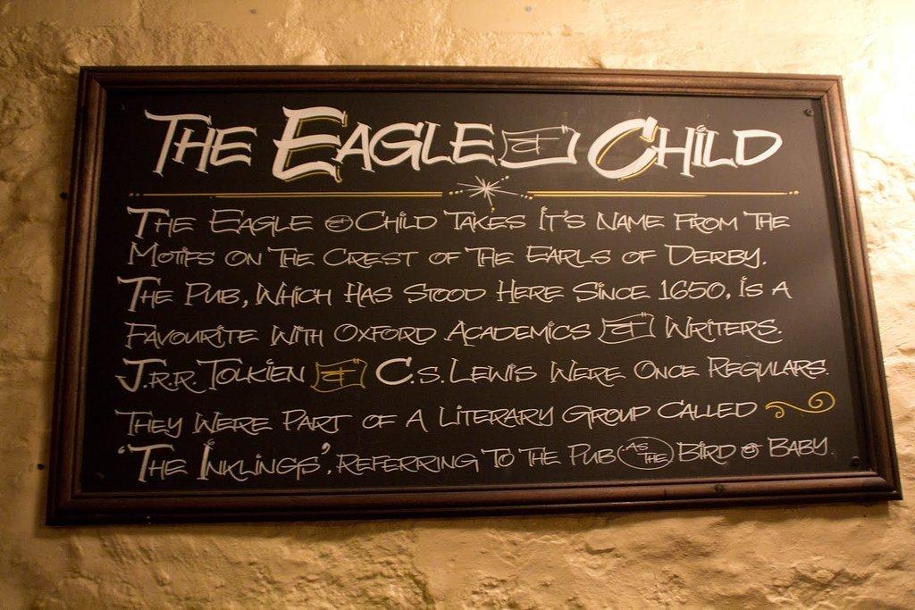 鹰与小孩酒吧