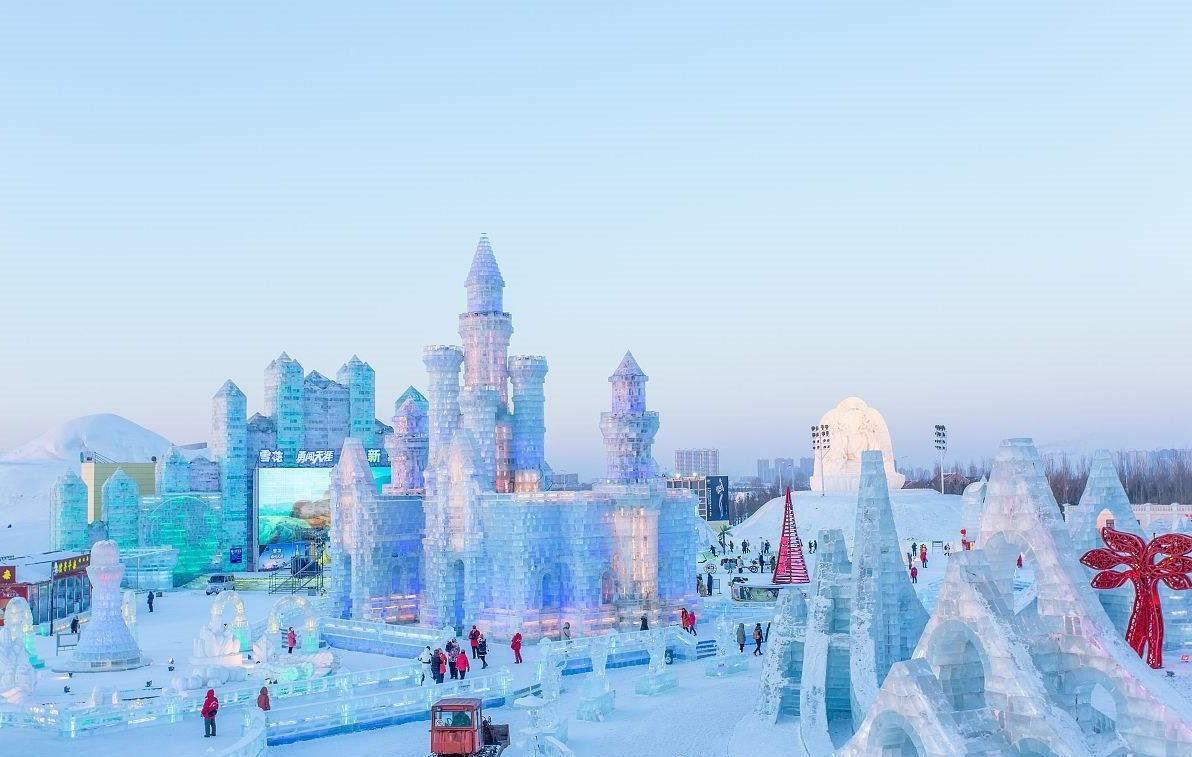 哈尔滨国际冰雪节(Harbin International Ice and Snow Festival)