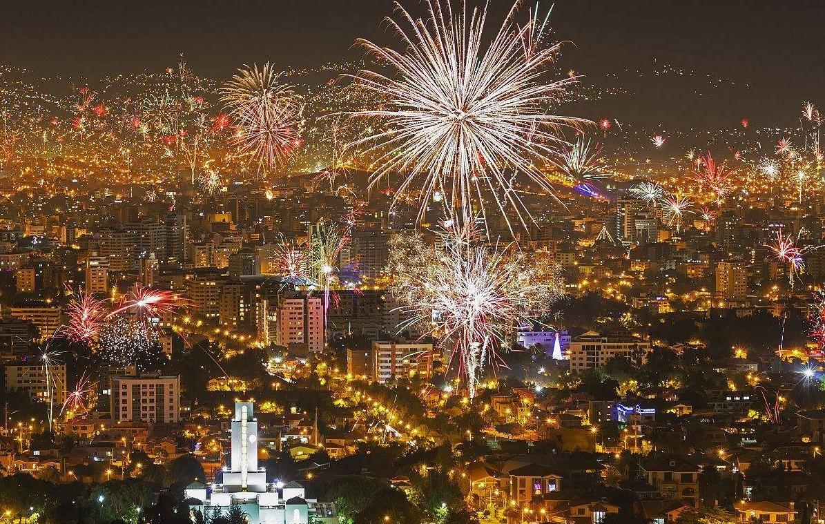 新年前夜New Year's Eve