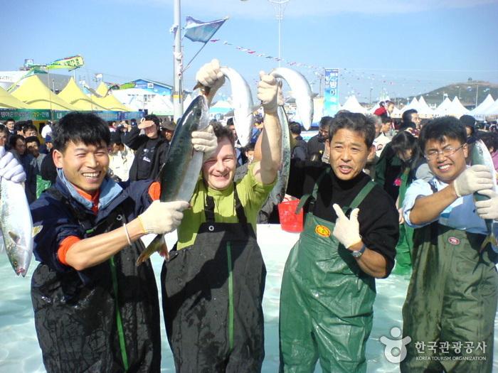 最南端鲂鱼庆典(최남단방어축제)