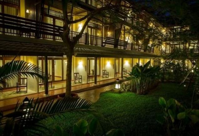 清迈杭东普乐拉加普鲁克度假酒店