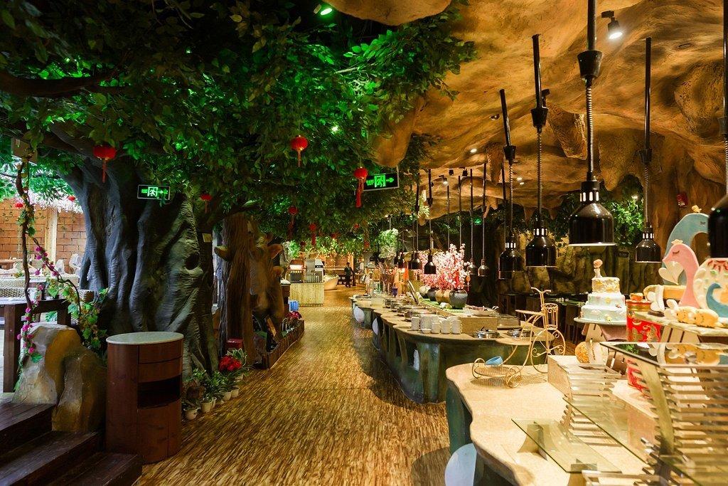 侏罗纪餐厅