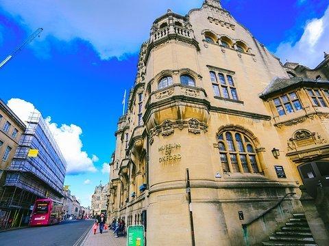 牛津历史宗教之旅