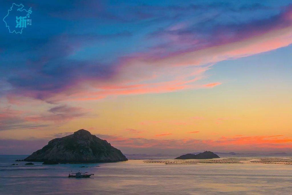 追寻东海上的一抹蓝,舟山枸杞岛一日游