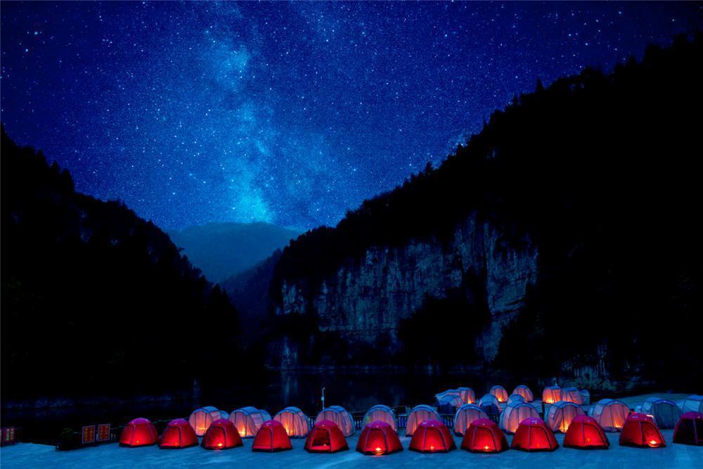 十二背后·贵州清溪峡景区