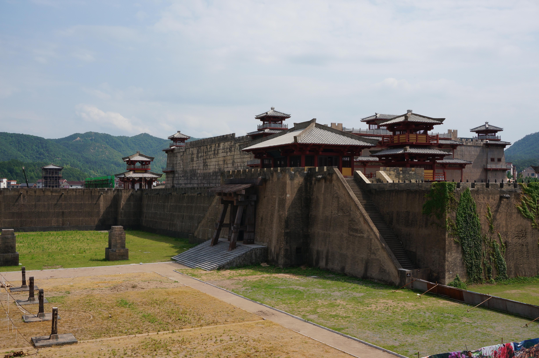 秦王宫景区