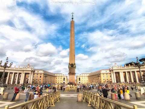 梵蒂冈方尖碑旅游景点图片