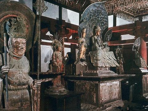 法隆寺旅游景点图片