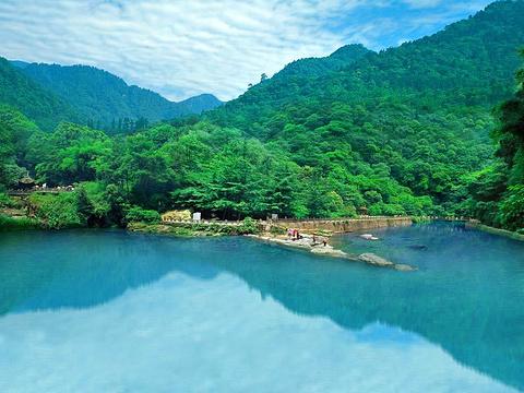 清音平湖旅游景点图片