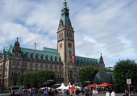 汉堡旅游景点图片
