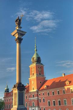 纪念柱的图片